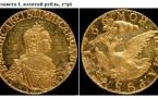 Redkie monety Rossii iz zolota (13)
