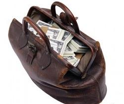 ГДЕ ЛУЧШЕ ВЗЯТЬ КРЕДИТ НАЛИЧНЫМИ - чемодан денег