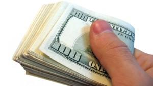 Сбербанк официальный сайт взять кредит - доллары в руках