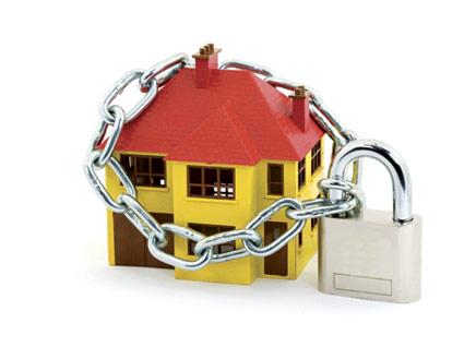 Ипотечный кредит процентная ставка - двухэтажный дом с замком