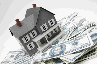 Ипотечный кредит процентная ставка - двухэтажный дом