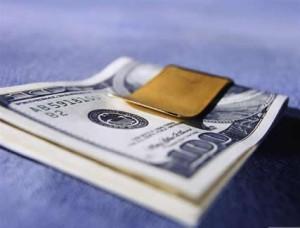 Кредитные карты льготным периодом - зажим для денег