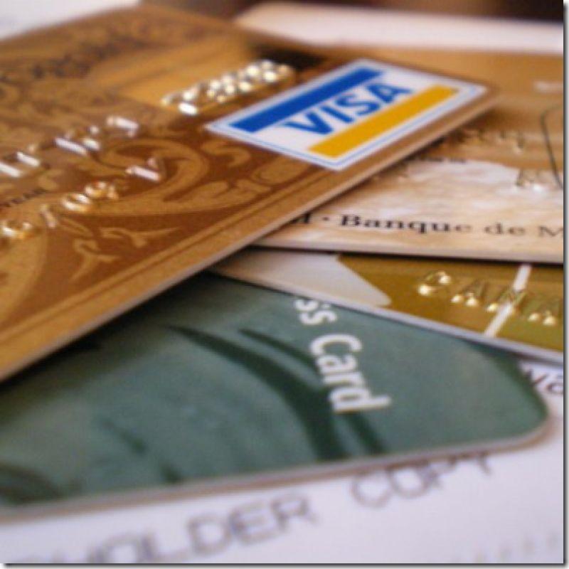 Кредитные карты взять - карта виза