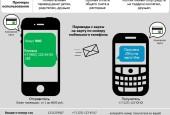 ПОПОЛНИТЬ СЧЕТ МОБИЛЬНОГО ТЕЛЕФОНА КАРТОЙ СБЕРБАНКА РОССИИ - телефоны