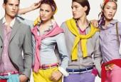 Открытие магазина модной одежды - одежда