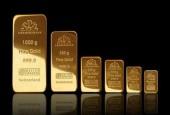 Цена на золото сегодня в Сбербанке - слитки золота