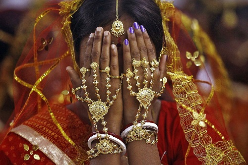 Отказ Индии снизить импорт пошлины на золото Hurts - золото
