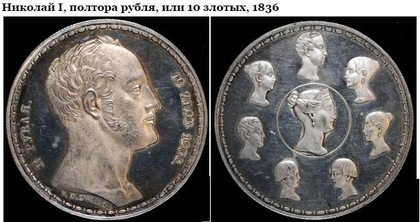 Redkie monety Rossii iz zolota (2)
