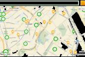 Отделение и банкоматы сбербанка на карте