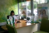 Сбербанк Ставрополь - девушка и стол