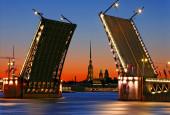 Сбербанк Санкт-Петербург - разводной мост