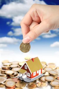 Банк кредиты под залог недвижимости - дом