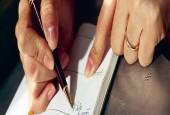Срочно взять деньги под расписку и без справок - ручка