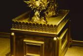 750 проба золота - сундук