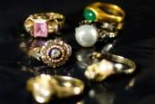 Купить золото в ломбарде - кольца